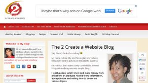 Learn How to Create an Awesome Website and Make Money Online Today