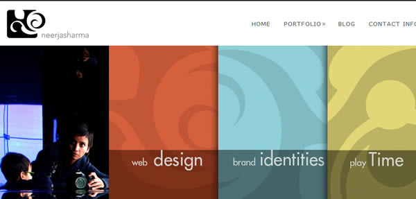 Neerja Sharma professional web designer