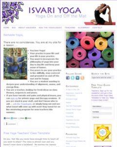 Isvari Yoga