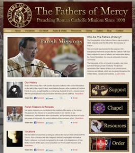 Fathers of Mercy Made with Genesis