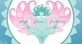 Yoga training made with Artisteer on Joomla