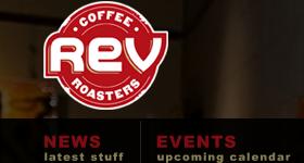 Coffee cafe website using WordPress