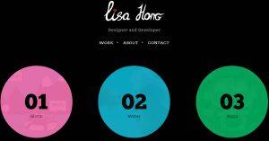 Lisa Hong is a WordPress designer and developer.