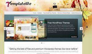 Wordpress Themes from Templatelite