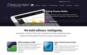 Intellectsoft Mobile developers in USA