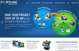 Web development company on a Drupal platform