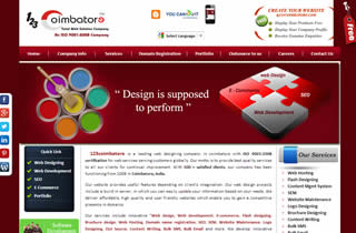 123 Custom design IT Web Company