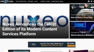 cms critic website