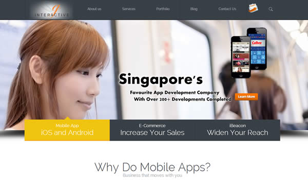 Drupal web design from SG Interactive