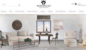 Furniture ecommerce website in Drupal