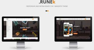 Runek a Magento theme