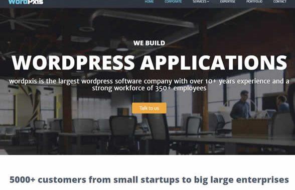 Wordpxis Wordpress Designers