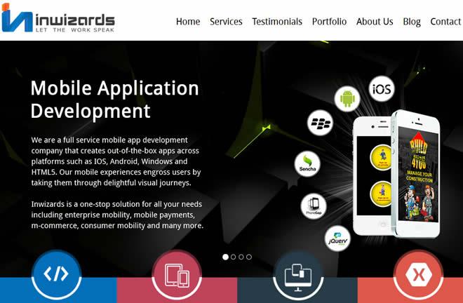Inwizards Software development