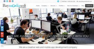 app developer Baymediasoft
