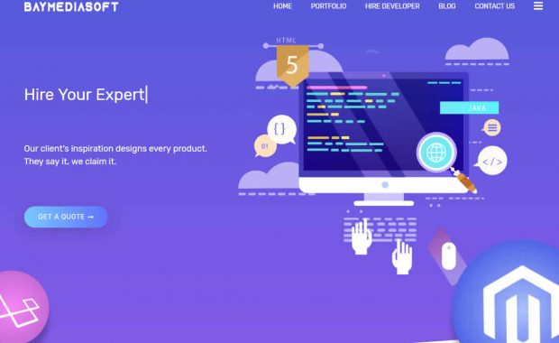 baymediasogt web developers