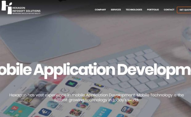 hexagon mobile developer