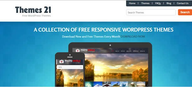 themes21 Wordpress Themes