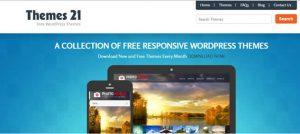 themes21 WordPress Themes