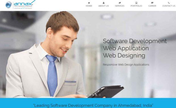 Annax Web design