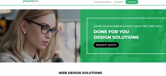 Graphikpro Web Design Company