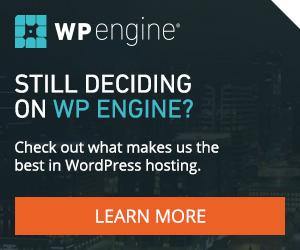 wWP Engine WordPress hosting