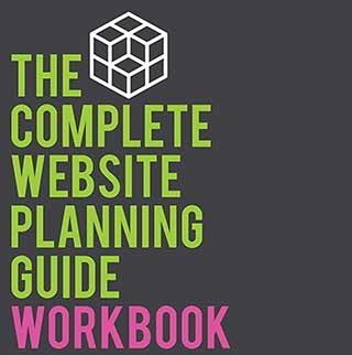 Planning your website Workbook